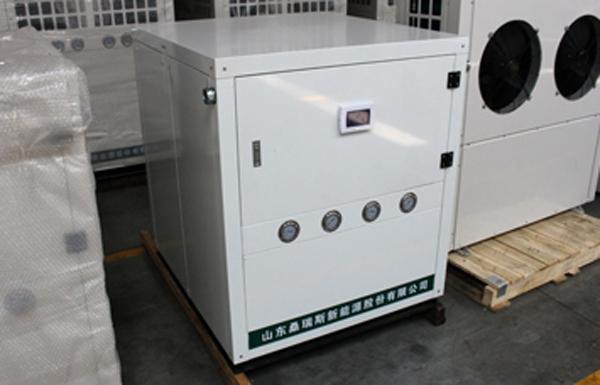 SR-P小型地源热泵机组系列