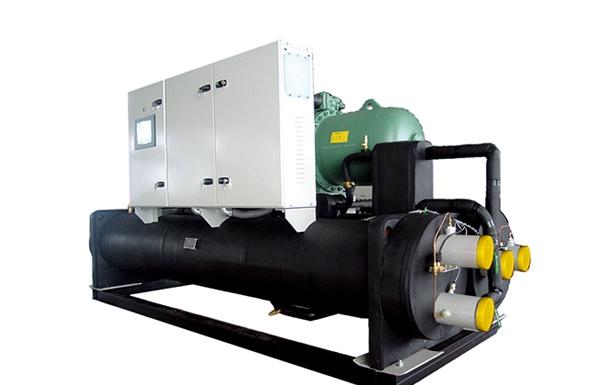 超高温地源热泵机组