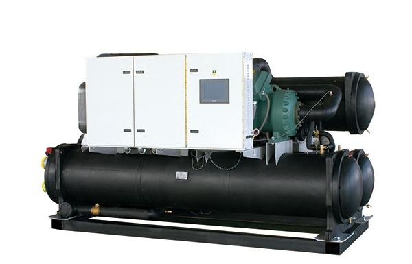 地埋管热泵机组