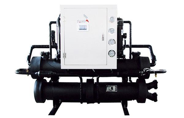 储能式地能热水泵